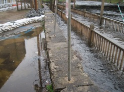 Spring 2011 flooding