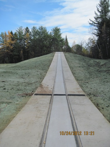 Completed Track